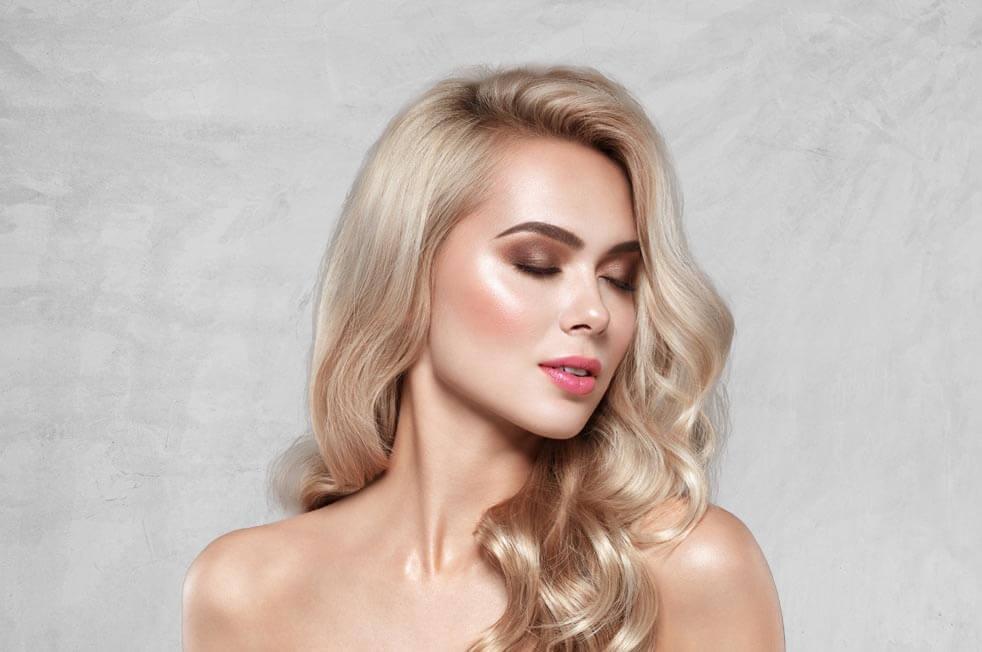 Blonde Hair Stone Hair Salon