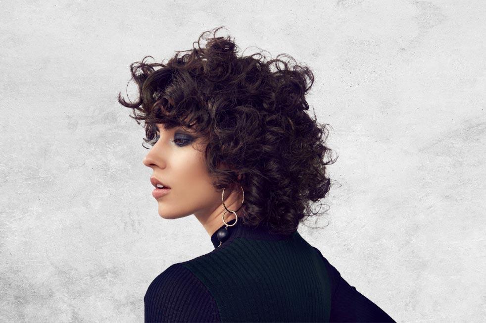 Stone Hair Salon Curly Hair